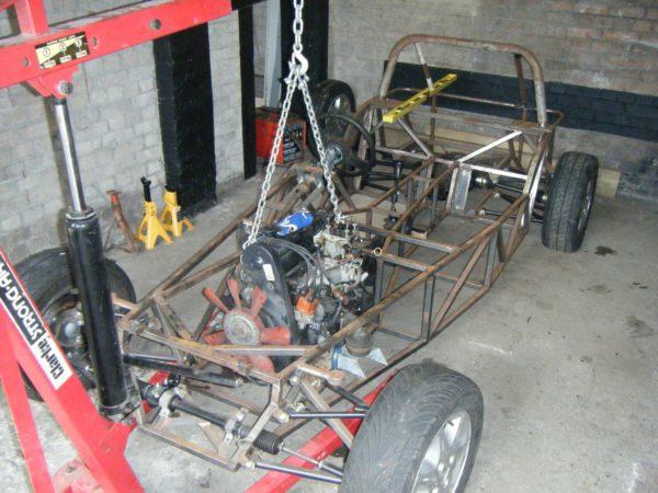 Kit Car Build: Haynes Roadster